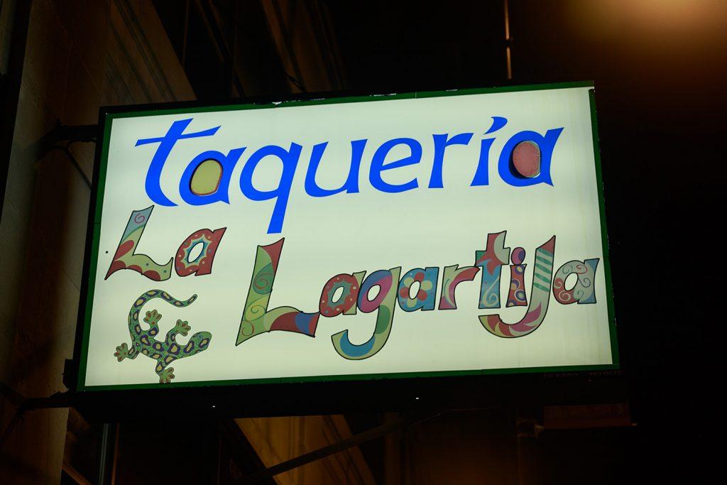 La Lagartija