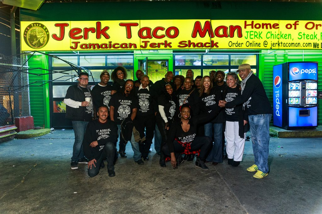 Jerk Taco Man