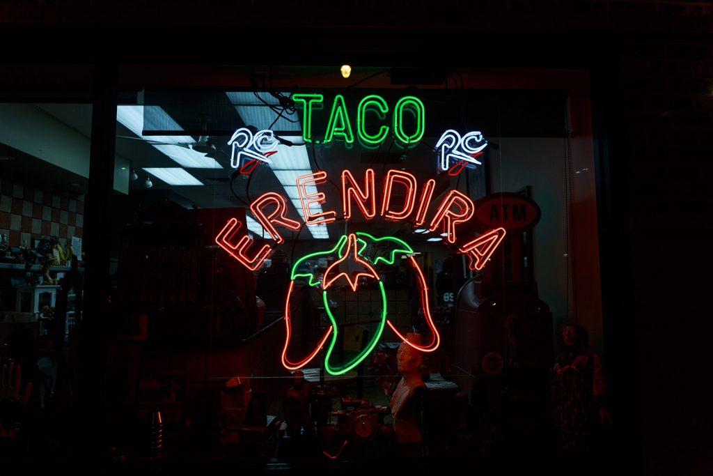Tacos Erendira