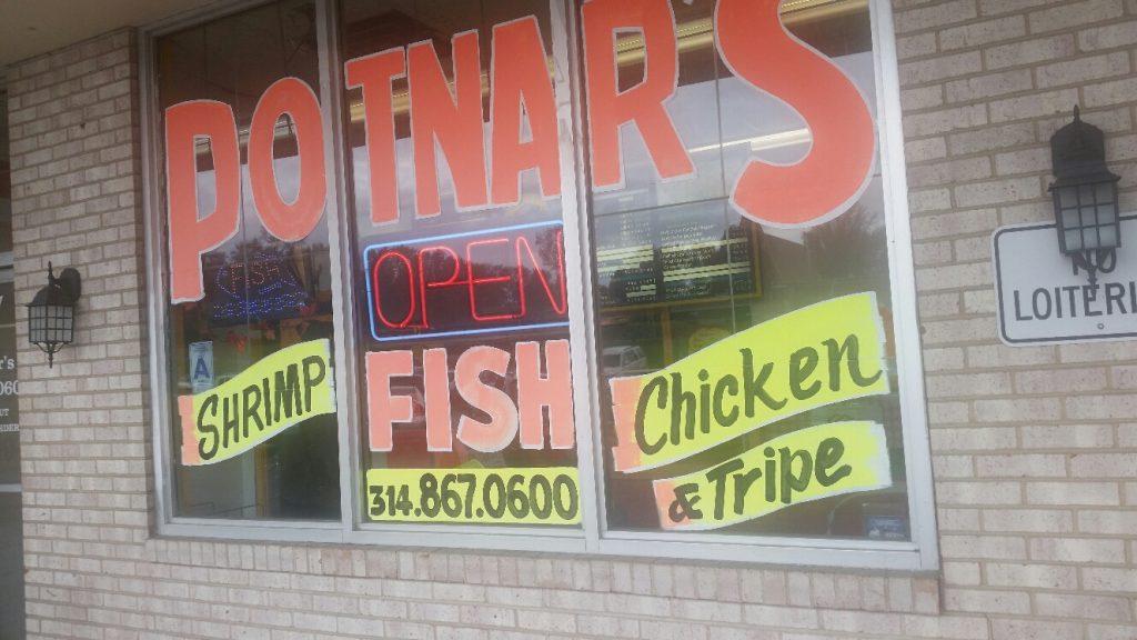 Potnar's Restaurant